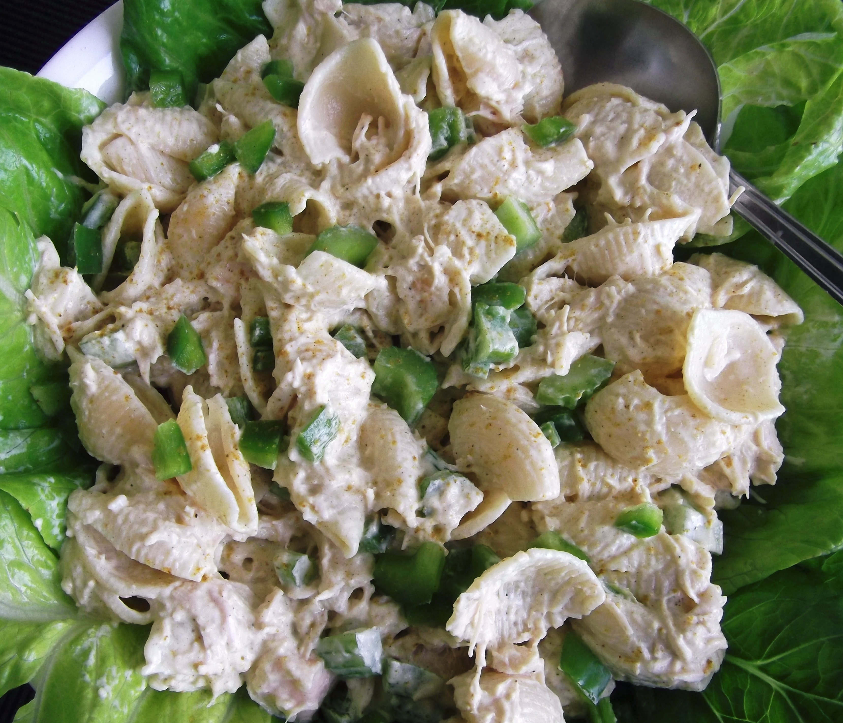 Curried Chicken Pasta Salad | Recipe Adaptors