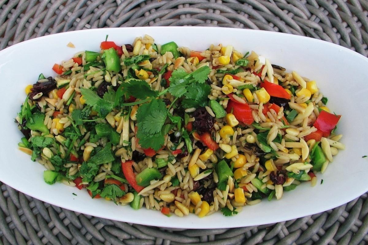 Wild Rice Salad – by Brian   Recipe Adaptors
