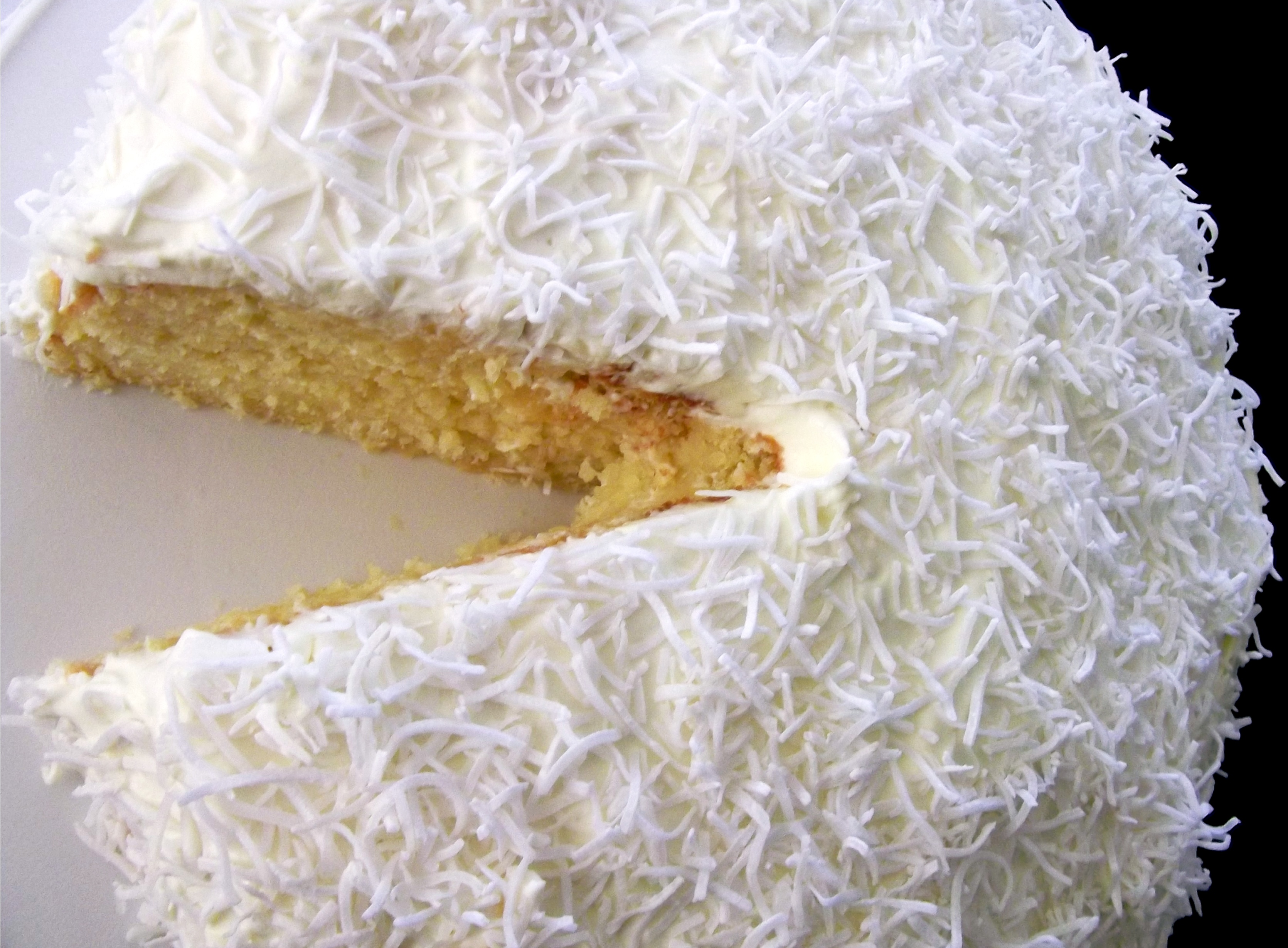 ... fresh coconut layer cake o coconut cake recipe cream fresh coconut