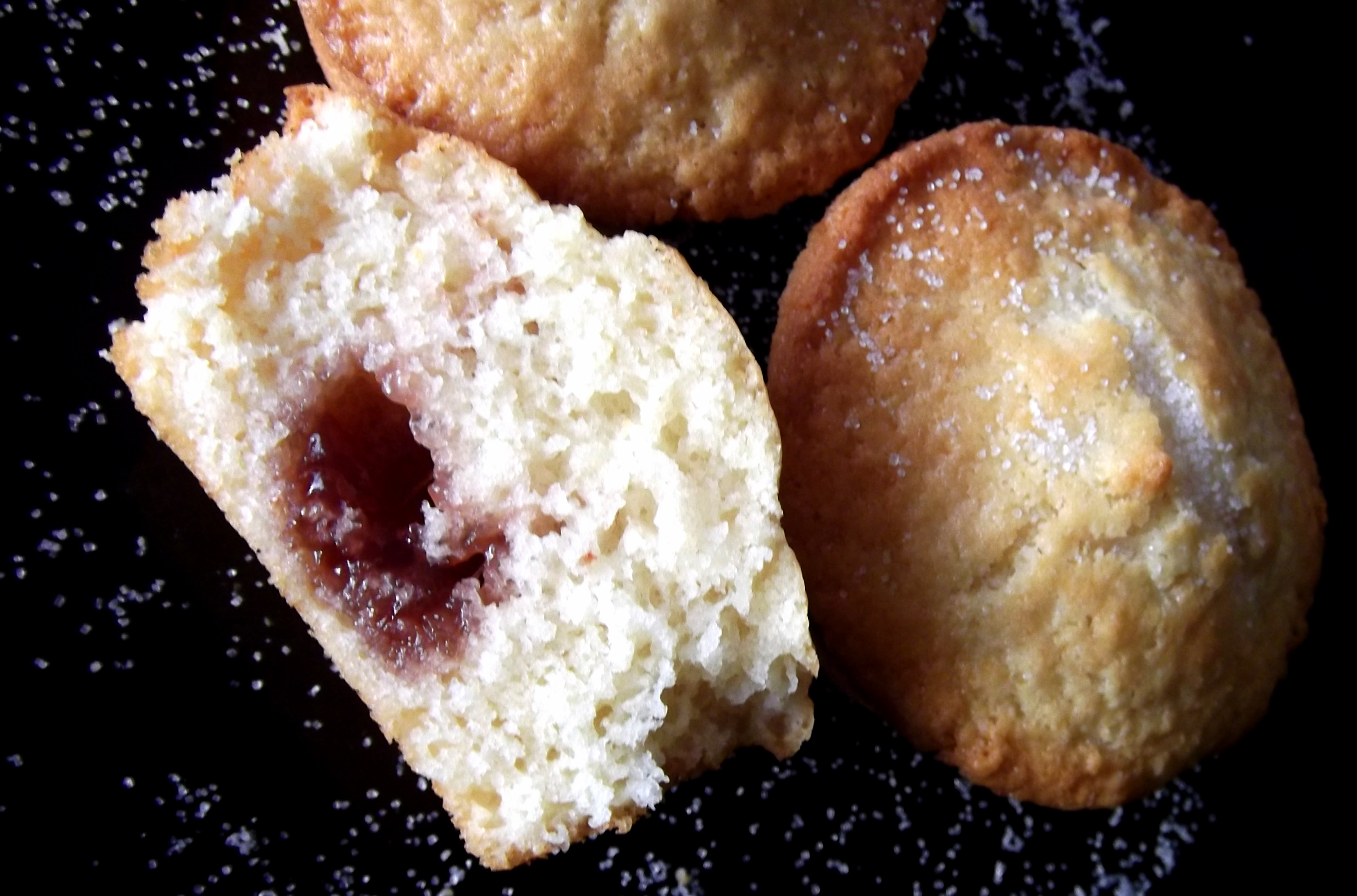 Super Simple: Jam Doughnut Muffins | Recipe Adaptors