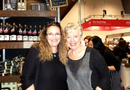 Maggie Beer and me :-)