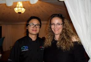 Luke Nguyen and me