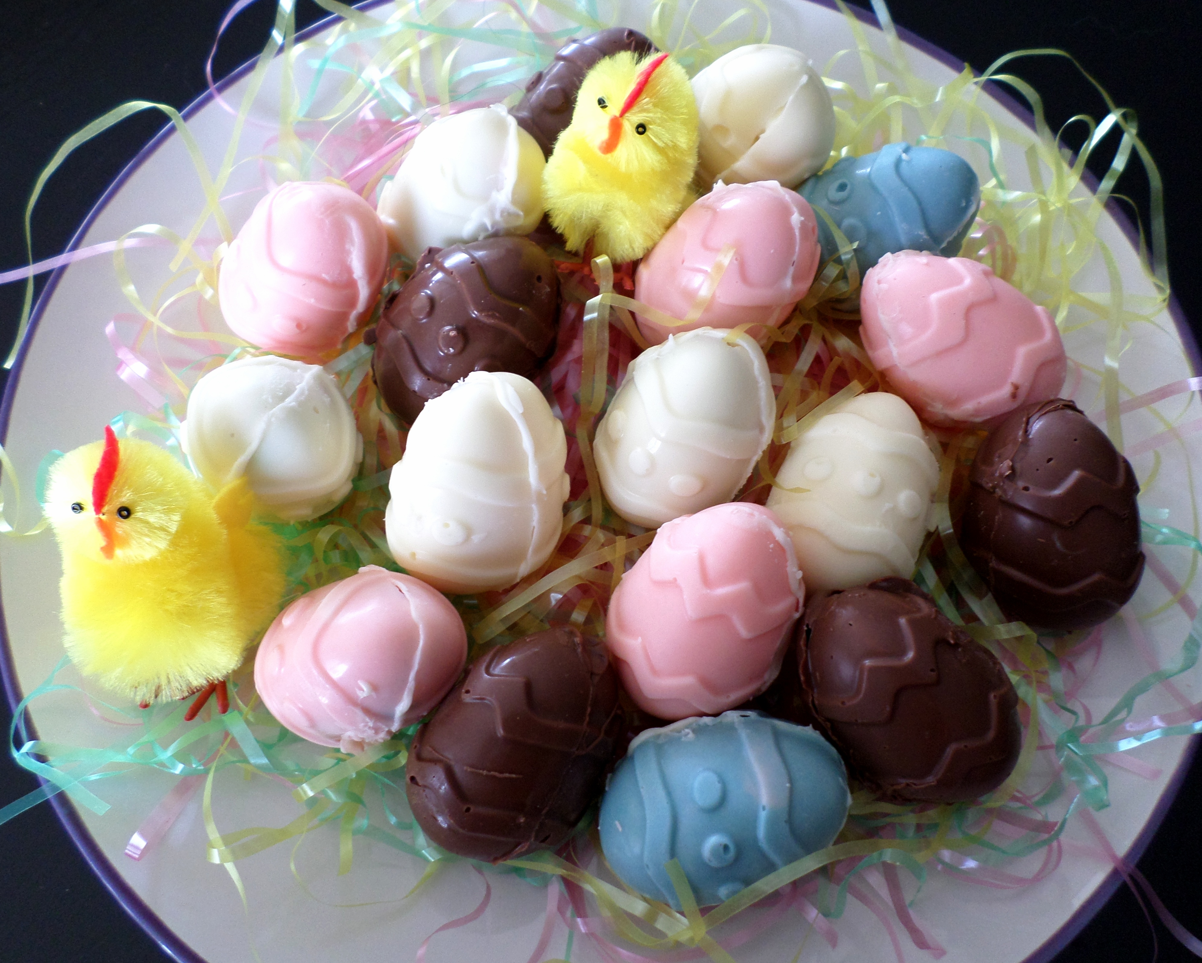 Easter gifts filled chocolate eggs recipe adaptors easter gifts filled chocolate eggs negle Images