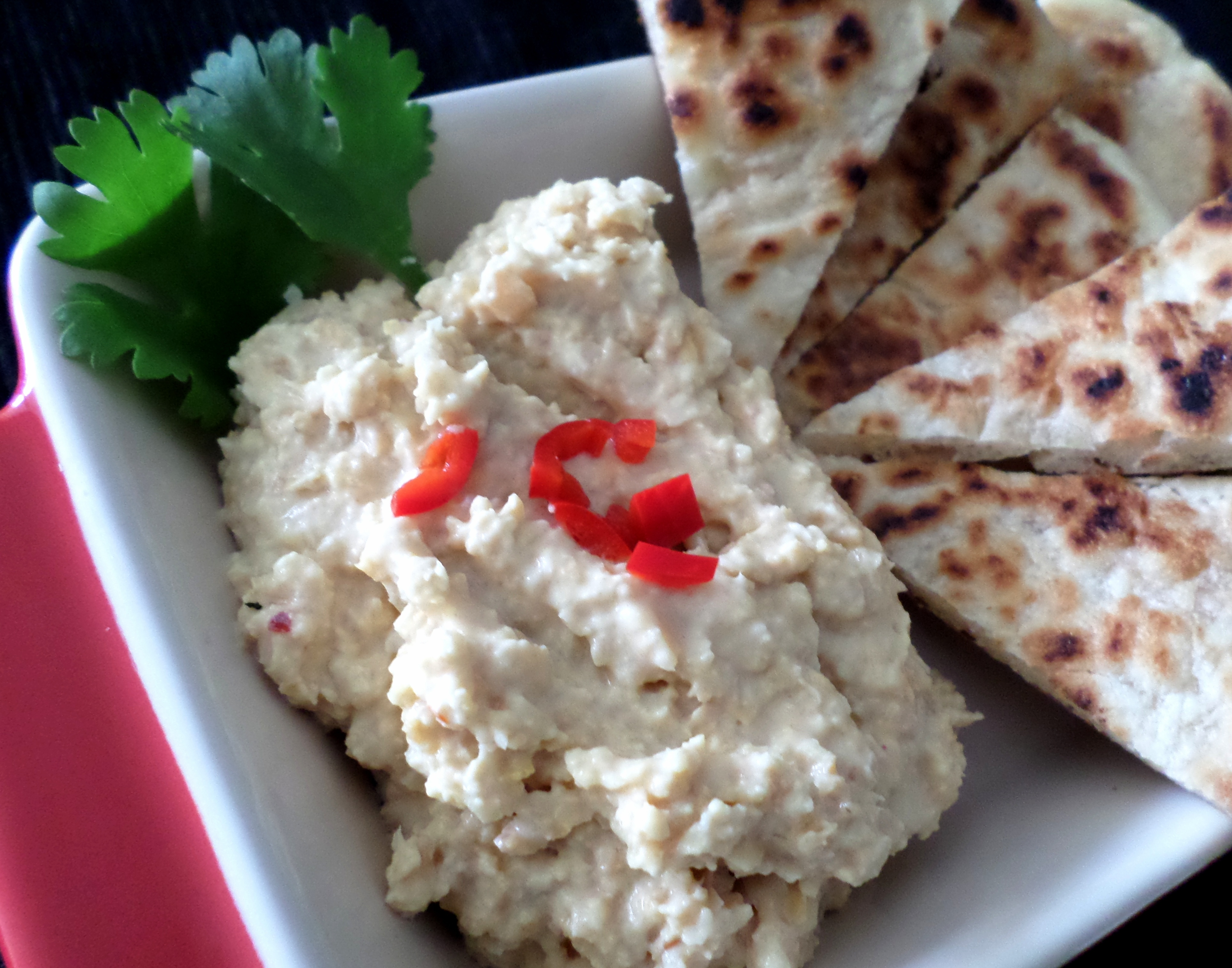 Lemon Chickpea Dip With Cumin And Chilli Recipe Adaptors