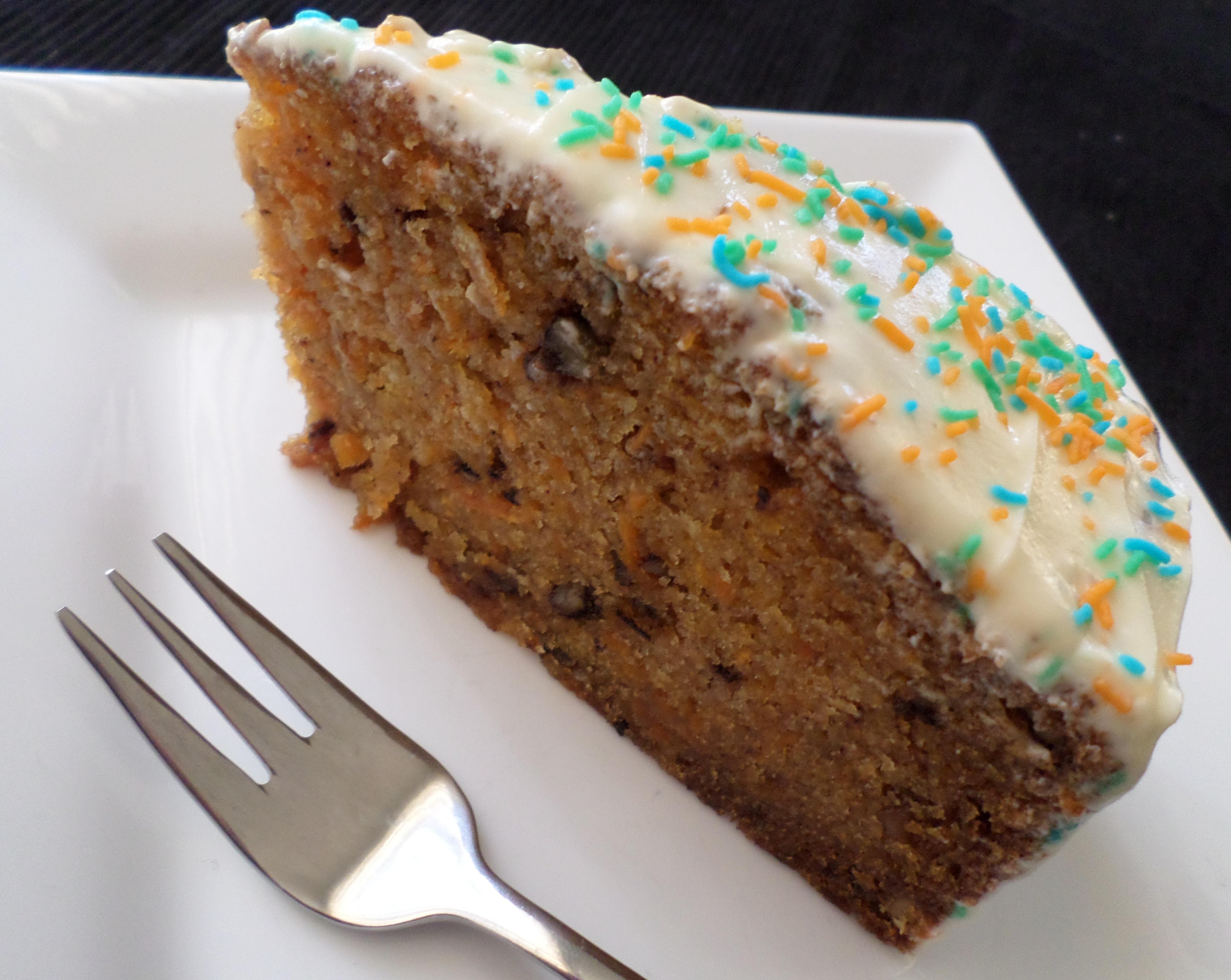 Super Moist Carrot Cake | Recipe Adaptors