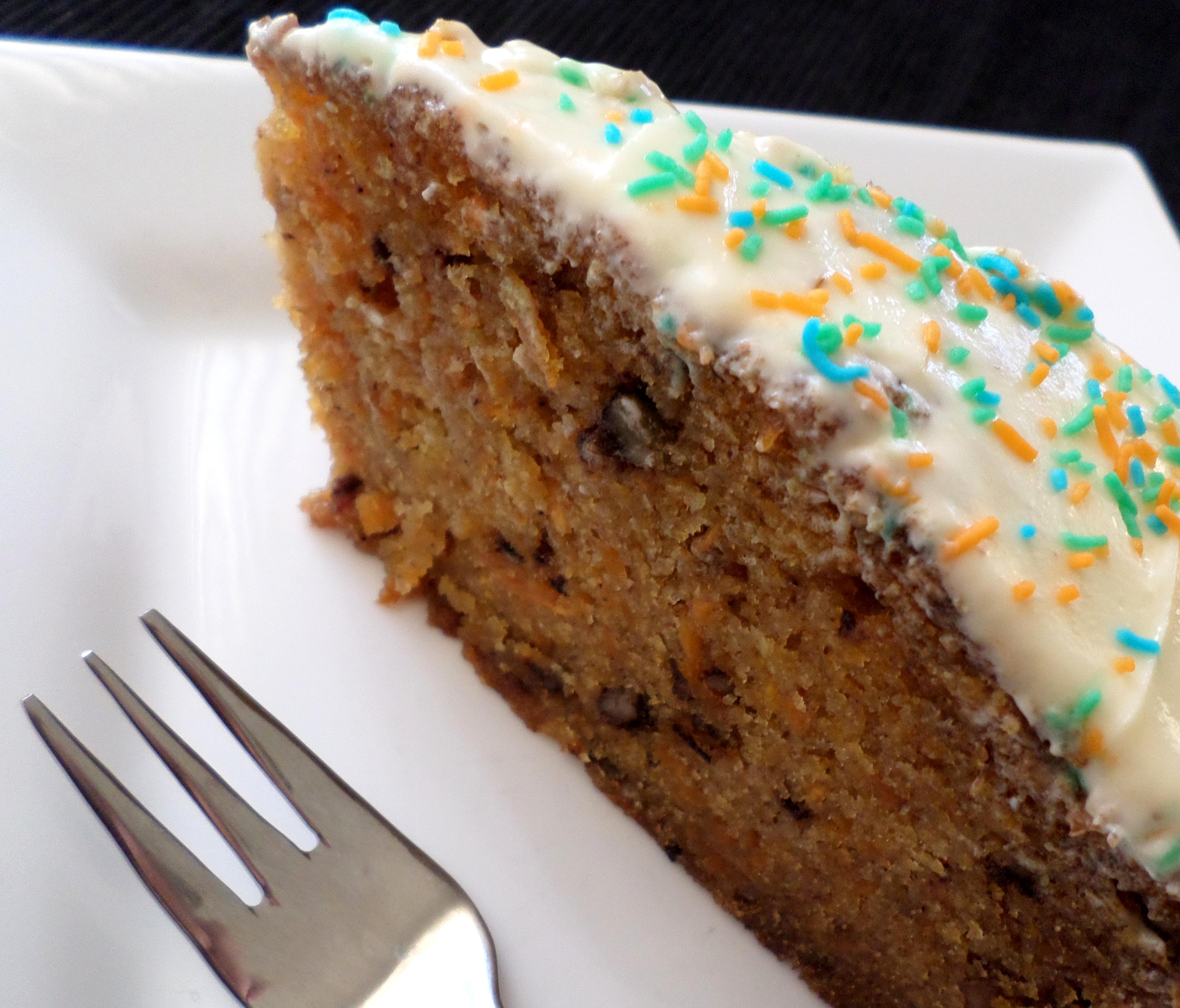 Super Moist Carrot Cake Recipe Adaptors