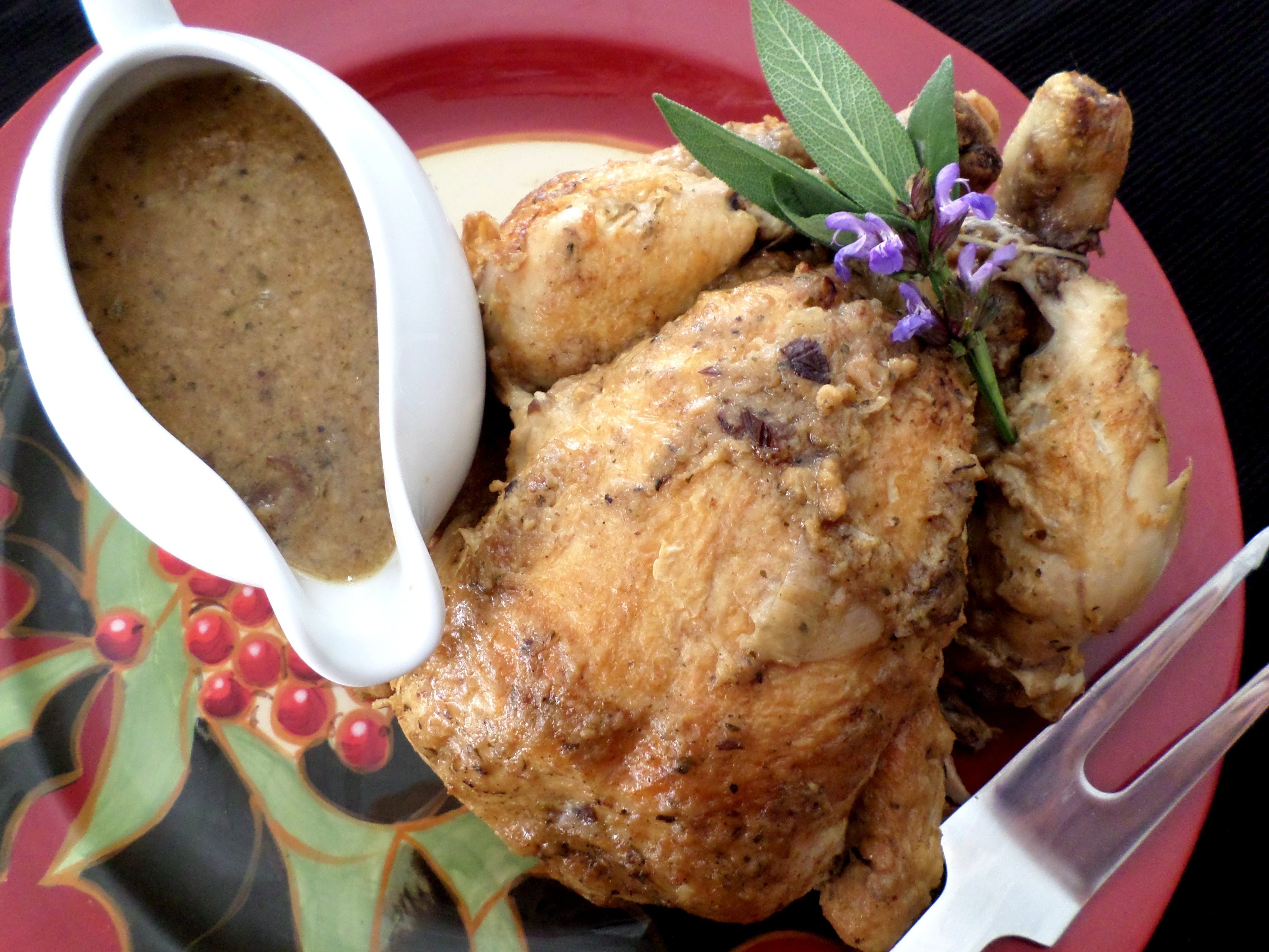 how to make gravy from slow cooker roast