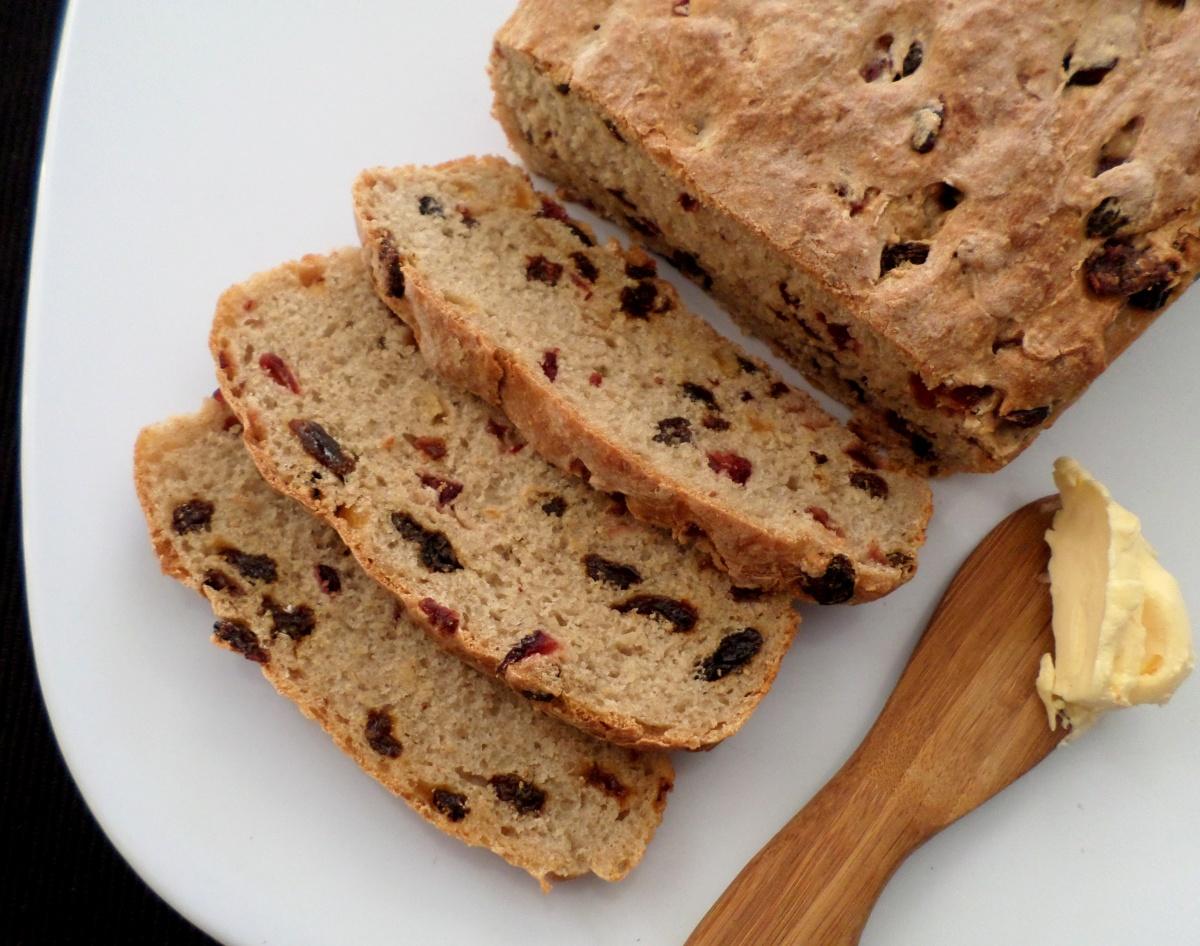 Simple Fruit Loaf Recipe Adaptors
